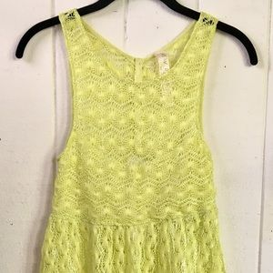 Neon New Romantics Sundress 💛